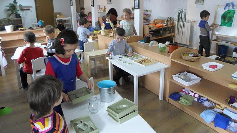 Obiectivele Montessori